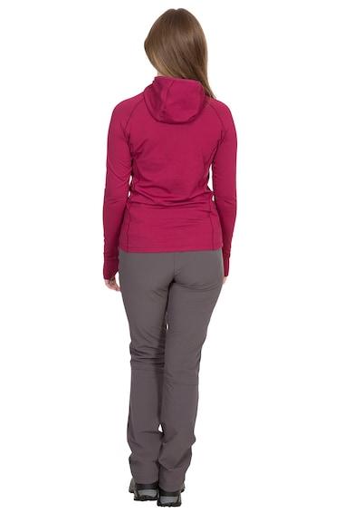 Trespass Bluza cu fenta cu fermoar pentru antrenament Rebecca Femei
