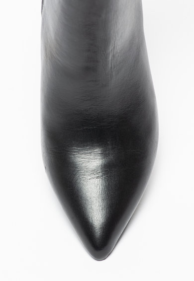 Steve Madden Nadalie hegyesorrú bőr bokacsizma női