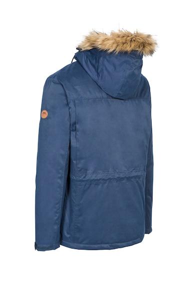 Trespass QUEBECKFORD víz- és szélálló kapucnis télikabát férfi