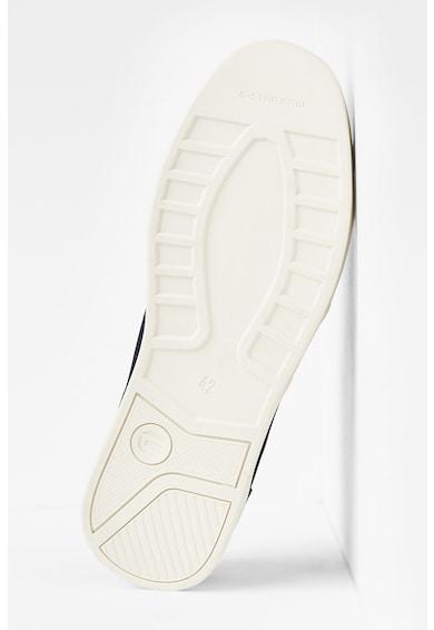 G-Star RAW Sneaker nyersbőr betétekkel férfi