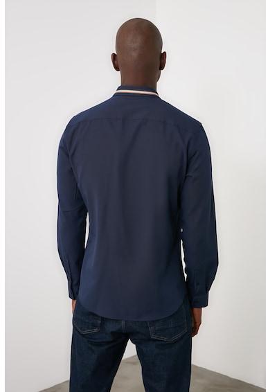 Trendyol Szűk szabású pamuttartalmú ing férfi