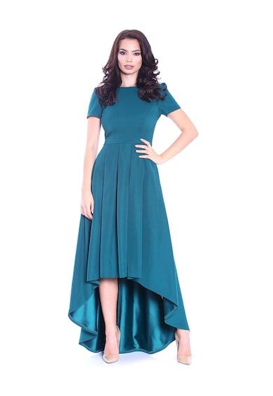 Roserry Bővülő ruha aszimmetrikus dizájnnal női