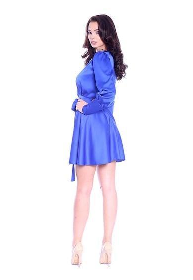 Roserry Átlapolós miniruha V alakú nyakrésszel női