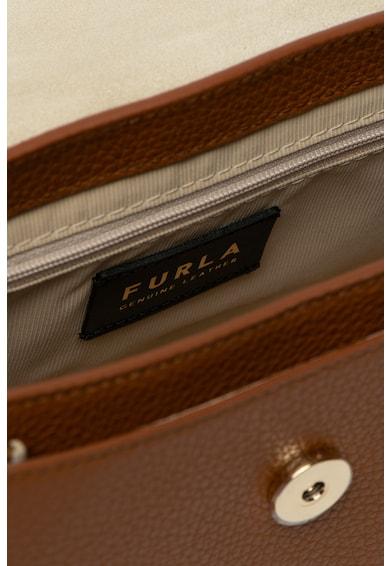 Furla Sofia bőr válltáska levehető pánttal női