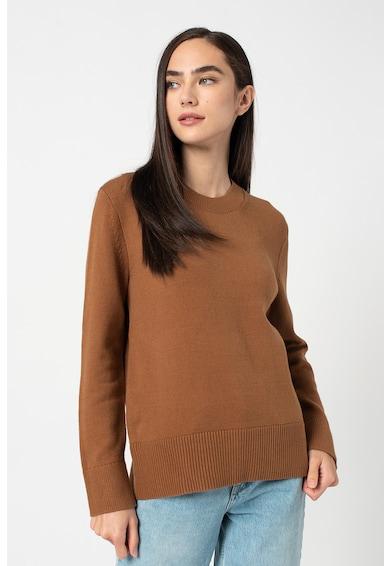 Banana Republic Kerek nyakú finomkötött pulóver női