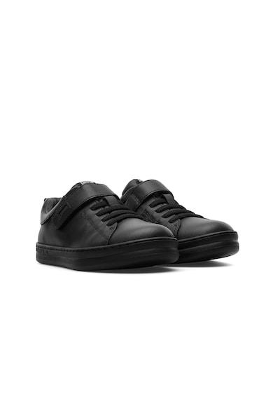 Camper Bőr sneaker textil betétekkel Fiú