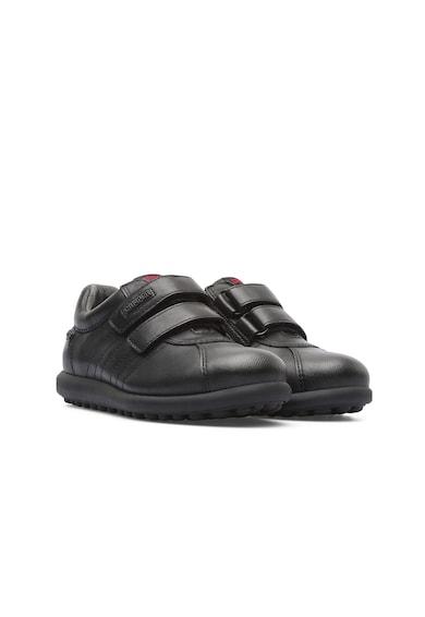 Camper Tépőzáras bőr sneaker Fiú