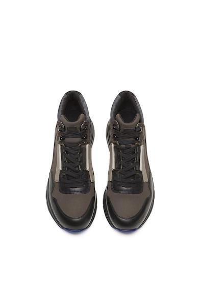 Camper Drift középmagas szárú sneaker bőrrészletekkel férfi