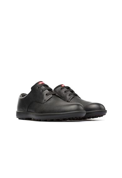 Camper Pantofi de piele cu logo Barbati