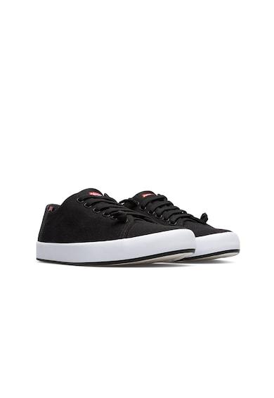 Camper Vászon sneaker rugalmas cipőfűzőkkel férfi