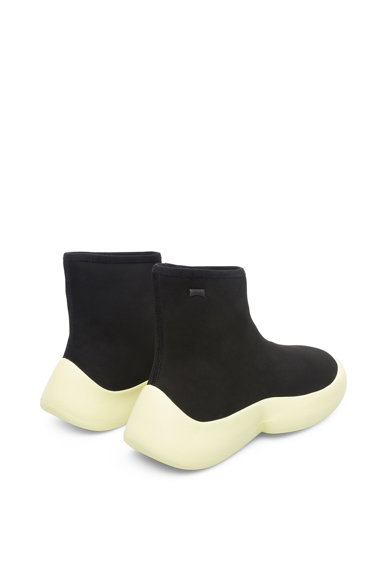 Camper Pantofi sport slip-on cu parte superioara din material textil Femei