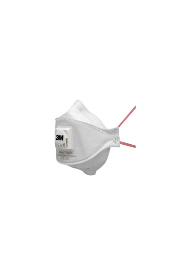 3M Set 10 bucati Masti de protectie respiratorie FFP3 Aura 9332+, cu valva Femei