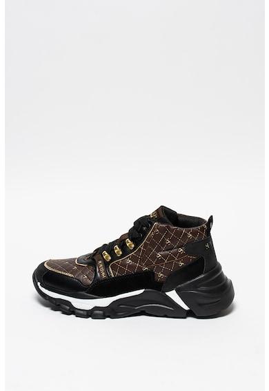 SuperTrash Dijan középmagas szárú műbőr sneaker női