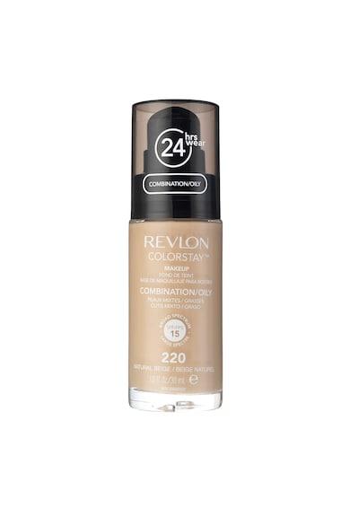 Revlon Фон дьо тен  Colorstay за мазна/смесена кожа 300, Natural Beige Жени