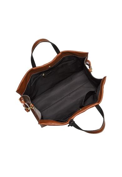 Fossil Carmen shopper fazonú bőr és műbőr táska női