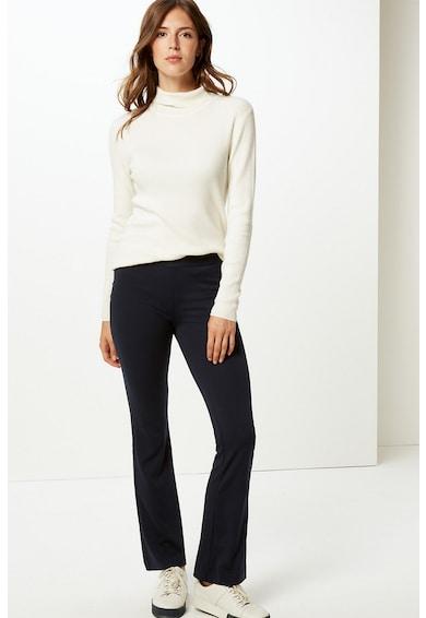Marks & Spencer Pantaloni slim fit din jerseu cu croiala ampla Femei