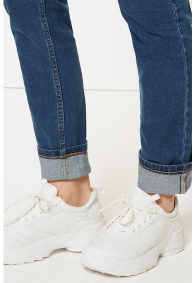Marks & Spencer Slim fit farmernadrág mosott hatással női
