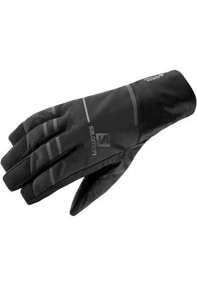 Salomon Manusi schi  RS Pro WS U,Barbati, Black/Black, Barbati