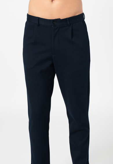 Selected Homme Pantaloni crop conici Drew Hybrid Barbati