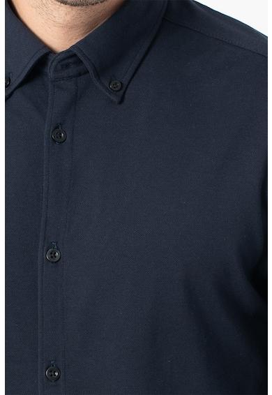 Selected Homme Venue szűk fazonú organikuspamut-tartalmú ing férfi