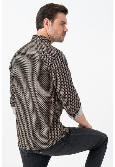 Selected Homme Normál fazonú mintás ing férfi