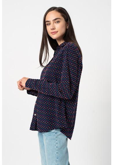 GAP Bő fazonú ing mellzsebbel női