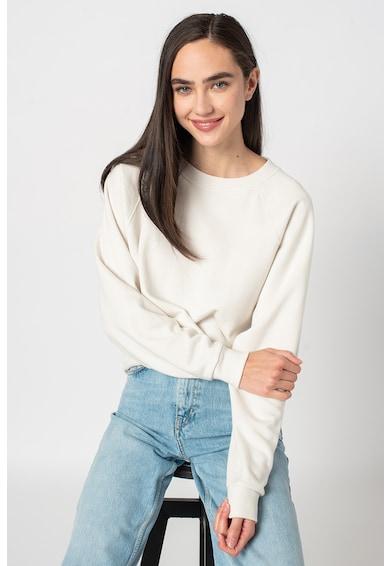 GAP Kerek nyakú pulóver raglánujjakkal női