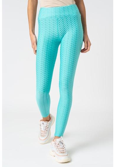 Missguided Magas derekú texturált leggings női