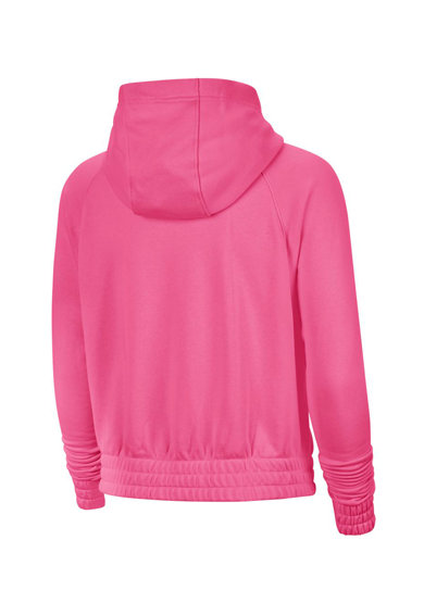 Nike Air cipzáros kapucnis pulóver logóval női