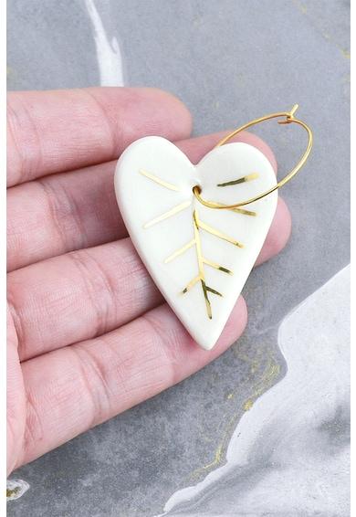 Gruni Cercei in forma de frunze Ceres Femei