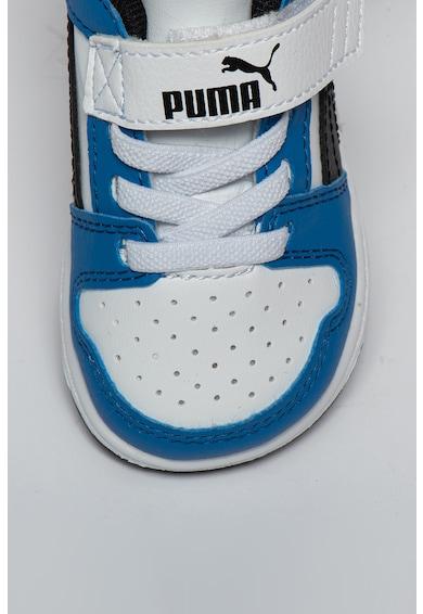 Puma Pantofi sport cu velcro Rebound Layup Fete