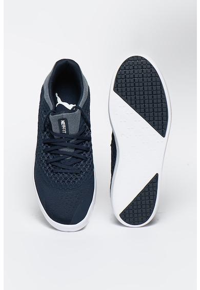 Puma Pantofi sport de plasa Netfit Lite Barbati