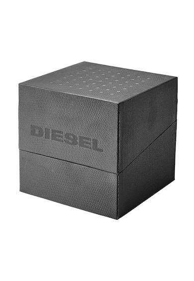 Diesel Kronográfos karóra műanyag szíjjal férfi