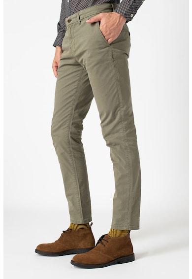 Mustang Pantaloni chino conici Barbati
