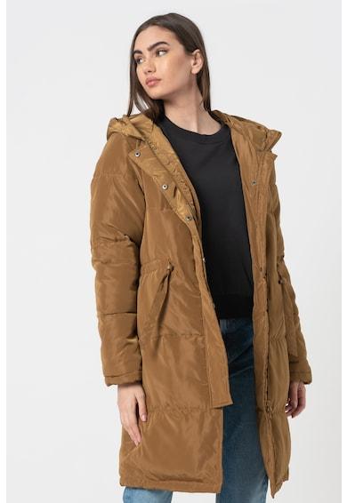 NA-KD Hosszú fazonú bélelt télikabát női
