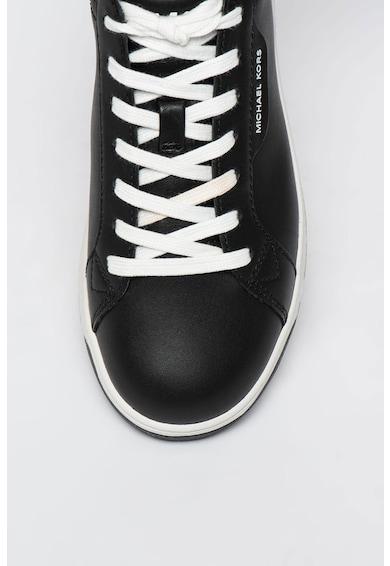 Michael Kors Keating bőr sneaker logós részlettel női