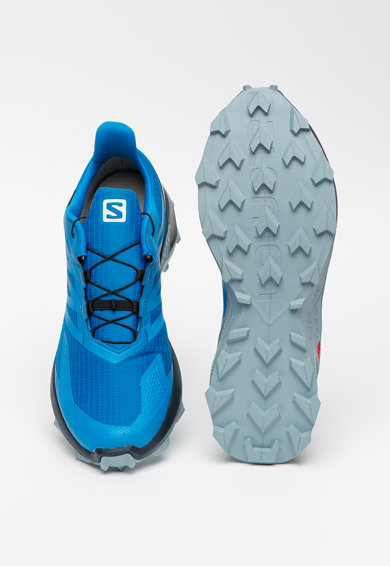 Salomon Pantofi cu detalii peliculizate, pentru alergare Supercross Blast GTX Barbati
