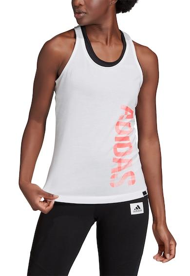 adidas Performance Unleash Confidence top sportos hátrésszel női