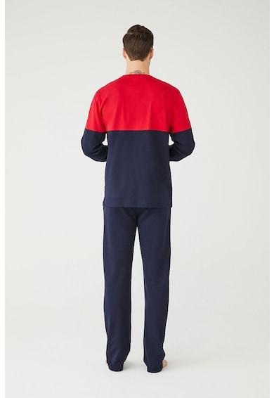 U.S. Polo Assn. Pijama cu logo Barbati