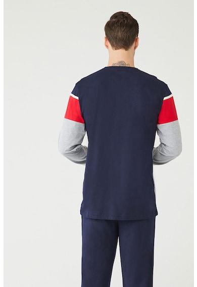 U.S. Polo Assn. Pijama cu model colorblock Barbati