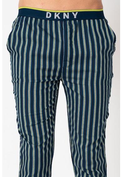 DKNY Csíkos pizsamanadrág férfi