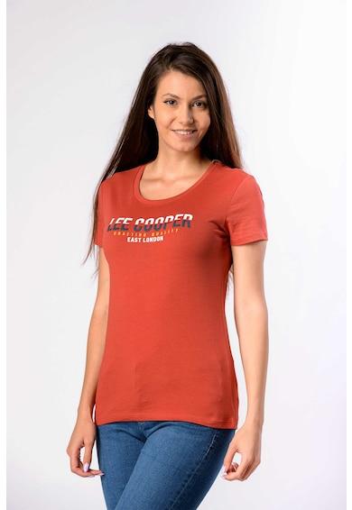Lee Cooper Logós póló női