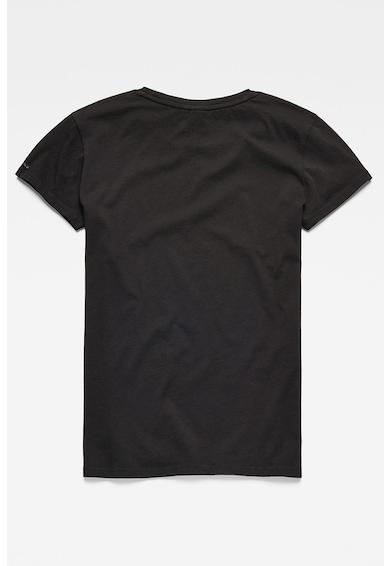 G-Star RAW Organikuspamut póló logómintával női