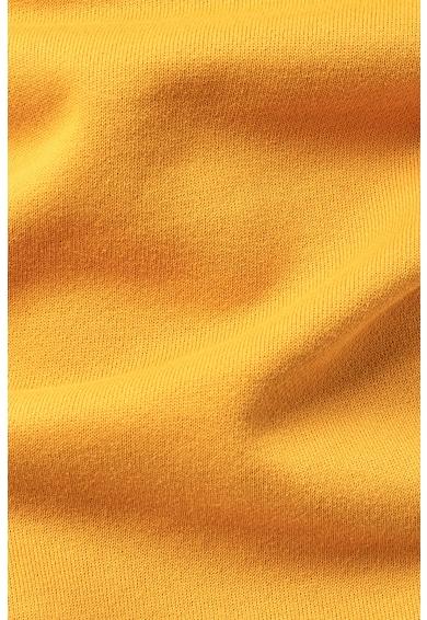 G-Star RAW Kerek nyakú pulóver nagyméretű logóval férfi