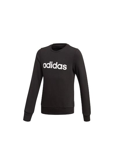 adidas Performance Kerek nyakú logós pulóver Lány
