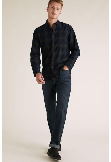 Marks & Spencer Vízlepergető regular fit farmernadrág férfi