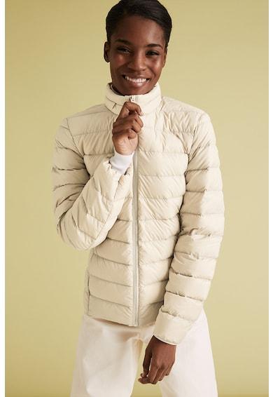 Marks & Spencer Pihével bélelt télikabát steppelt hatással női