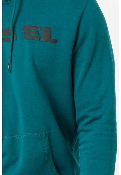 Diesel S-Agnes kapucnis pulóver logómintával férfi
