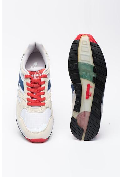 Diadora N9002 sneaker nyersbőr betétekkel férfi
