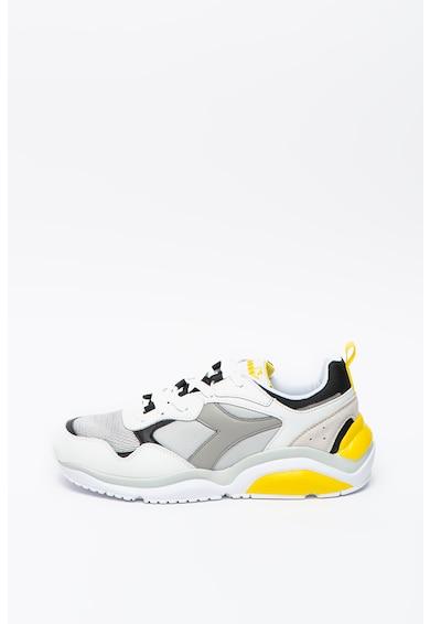 Diadora Whizz Run sneaker bőrrészletekkel férfi